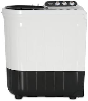Whirlpool 7.2 Kg Semi automatic top load Washing machine - ACE 7.2 SUPREME , Grey & White