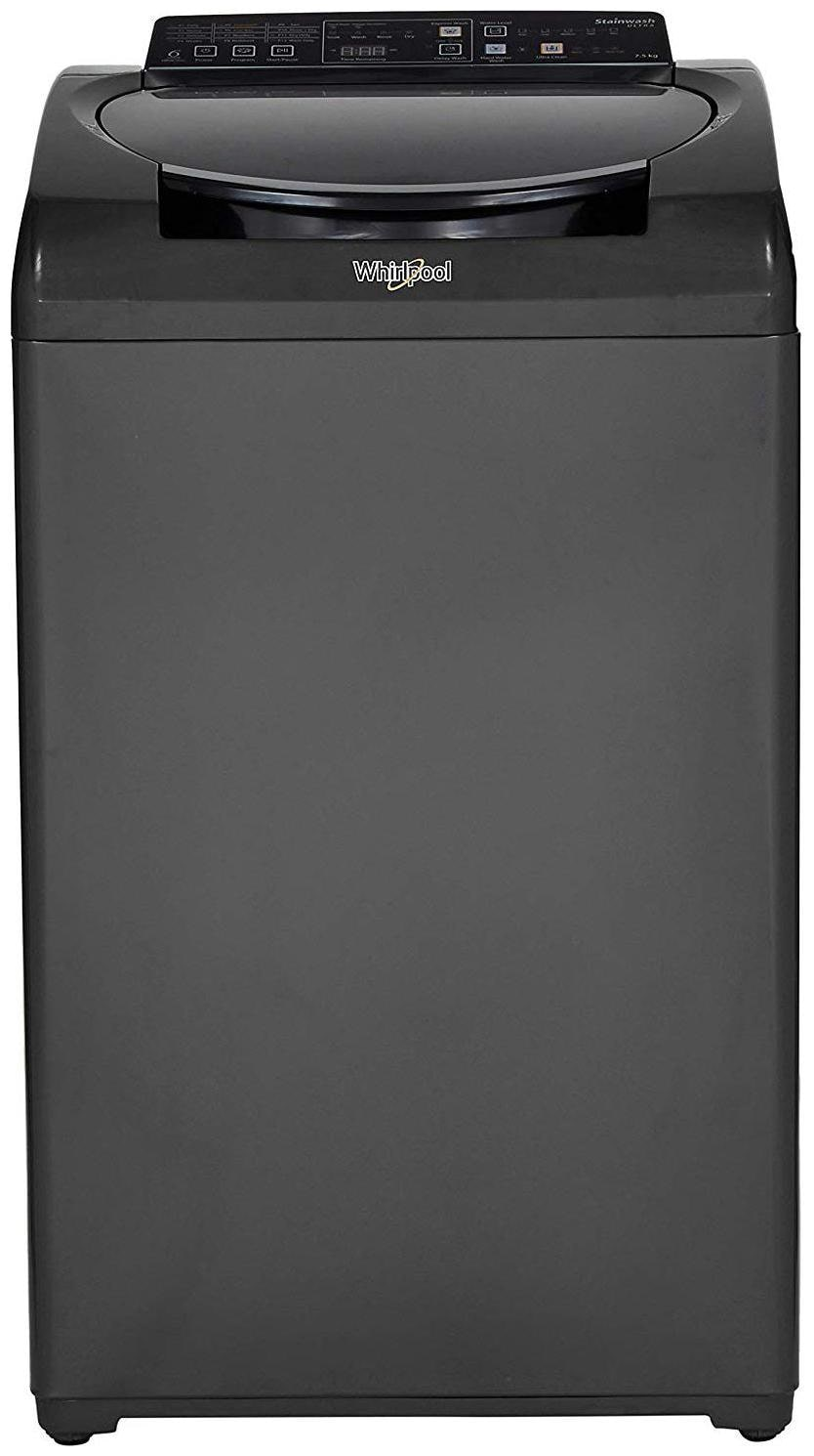 Whirlpool 7.5 kg Fully Automatic Top Load Washing machine   STAINWASH ULTRA SC , Grey by Home Shopper