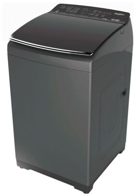 Whirlpool 7.5 Kg Fully Automatic Top Load Washing Machine (360?BLOOMWASH PRO 7.5,Graphite)