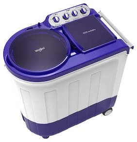 Whirlpool 8 Kg Semi automatic top load Washing machine - ACE 8.0 TRB DRY , Coral purple