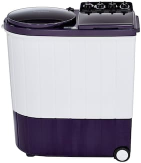 Whirlpool 8.5 Kg Semi automatic top load Washer with dryer - ACE 8.5 XL , Royal purple