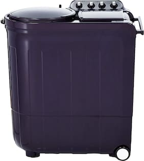 Whirlpool 8.5 kg Semi Automatic Top Load Washing machine - ACE 8.5 TRB DRY , Purple dazzle