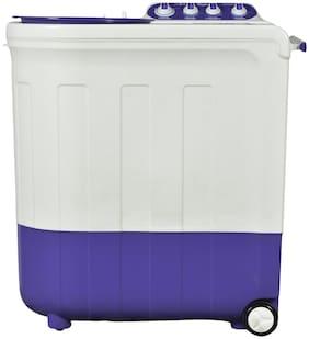 Whirlpool 8.5 Kg Semi Automatic Top Load Washing machine - ACE 8.5 TURBODRY , Coral purple
