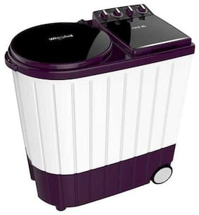 Whirlpool 9.5 Kg Semi automatic top load Washing machine - ACE XL 9.5 KG WHITE AND PURPLE 9.5 KG