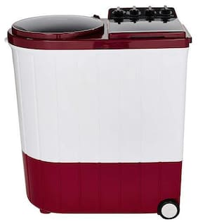 Whirlpool 9 kg Semi Automatic Top Load Washing machine - ACE XL 9.0 , Coral red