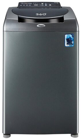 Whirlpool Fully Automatic Top Load Washing Machine ( 360° Ultimate Care Graphite 8 Kg , Graphite )