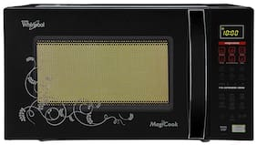 Whirlpool 20 l Convection Microwave Oven - MAGICOOK ELITE NEW 20L BLACK