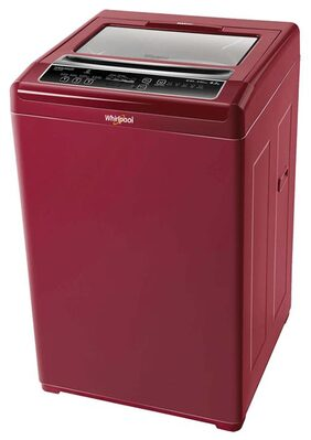 Whirlpool 6.5 kg Fully Automatic Top Load Washing Machine (Whitemagic Premier, Wine)
