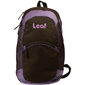 Leaf Aviator Backpack For Laptop Size 15.6 Inch (Purple)