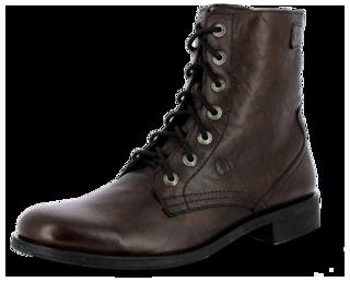 Alberto Torresi Ankle Boots For Men ( Brown )