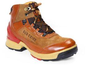Red Chief Men Beige Boots
