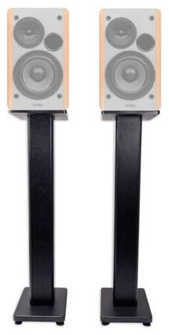 "(2) 36"" Bookshelf Speaker Stands For Edifier R1280T Bookshelf Speakers"