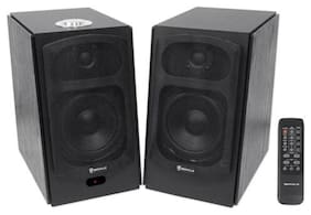 (2) Speaker Home Theater System For Samsung Q6F Television TV - In Black