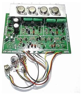 200 Watt Rms  Audio Amplifier Board,