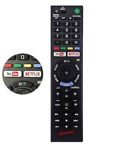 ALMORAZ URC3867NY Sony Remote Fully Compatible with SONY LED / LCD Smart TV with NETFLIX and YOUTUBE