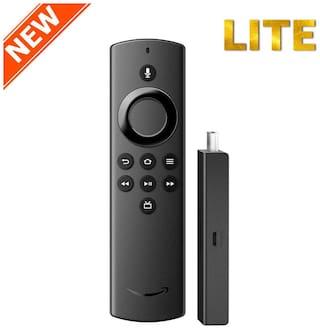 Amazon Fire TV Stick Lite with Alexa Voice Remote Lite | Stream HD Quality