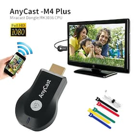 AnyCast M4 Plus WiFi Display Receiver HDMI 1080P TV Stick DLNA Airplay Miracast