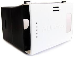 Aura VR Virtual Reality Plastic Headset Inspired by Google Cardboard