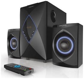 Creative E2800 Superb Home Entertainment System Wired Home Audio Speaker (2.1 Channel)
