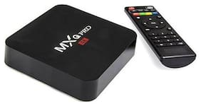 Crystal Digital  MXQ Pro 4k Smart Android TV Box HDMI 2.0 Is A Faster Way To Send Video And Audio Output To Your TV