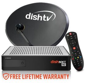 DishTV HD Connection- Malayalam Pack