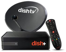 DishTV SD+ Connection- Telugu Pack