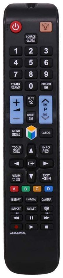 EHOP Compatible Remote Control for Smart LED LCD HD TV Remote Control Universal