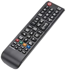 EHOP Compatible Remote Control for AA59-00607A LED LCD TV for LED LCD TV Samsung