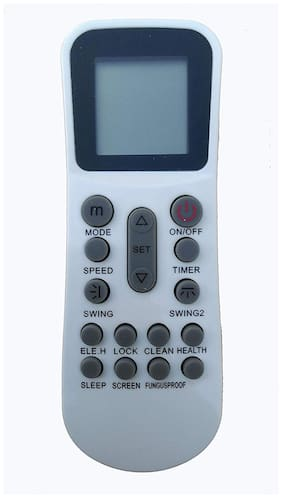 EHOP Compatible Remote for AC Remote Compatible for Bluestar/Lloyd AC