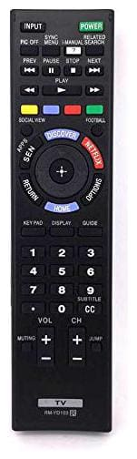 EHOP Sharp LED/LCD/HD TV Remote Control (Please Match The Image with Your Old Remote)