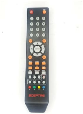 GENUINE SCEPTRE W40 (Version SDTV58FB) LED LCD TV REMOTE CONTROL