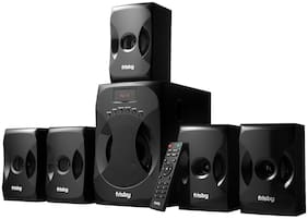 Frisby Home Theater 5.1 Sound System w/ Bluetooth Streaming for Pc Desktop Computers