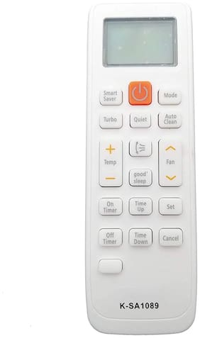Hybite Samsung AC Remote Compatible with Samsung AC