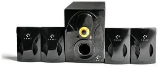I Kall IK-202-BT 60 W Bluetooth Home Theatre (Black, 4.1 Channel)