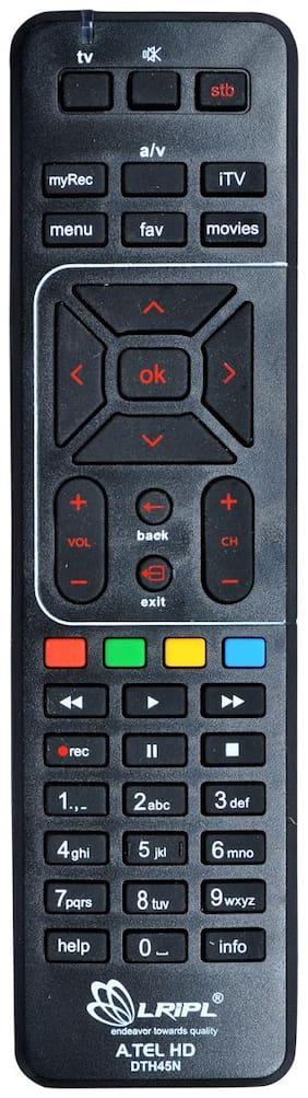 Lripl Airtel HD Plus Recording DTH Remote Control