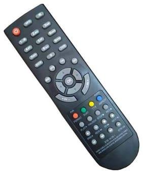 MASE Compatible Signet Den Cable Set Up Box Remote Controller (Black)