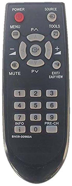 MASE Compatible Samsng CRT TV BN59-00960A Remote Controller  (Black)