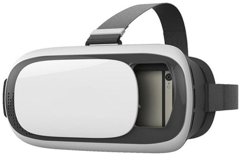 MDI New VR BOX 2.0 Virtual Reality Glasses 3D VR Box 2nd Generation For Smartphones
