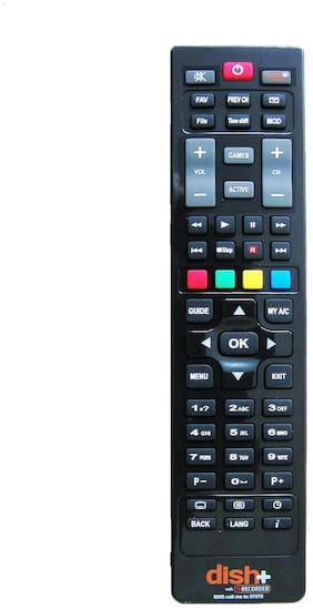 New Remote Control Suitable for dishtv Set-top Box Controller (S)