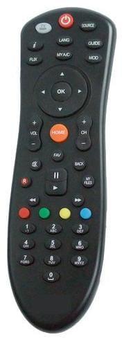 Ossden Dish tv Remote Ovel Universal Remote Compatible with DIshtv Remote Ovel Set top Box