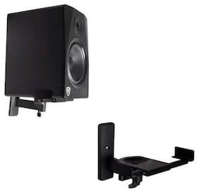 Pair Wall Mount Swivel Brackets For Yamaha NS-333 Bookshelf Speakers