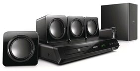 Philips HTD3509 DVD Player 5.1 Channel Home Theatre System