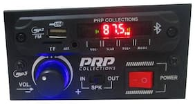 PRP Collections 060  Bluetooth Audio Amplifier , FM, MP3 Player