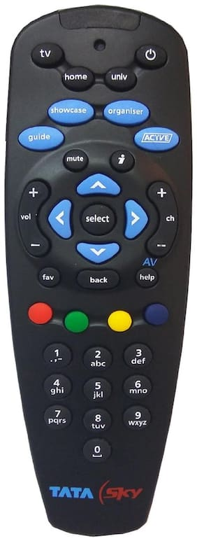 RL Sons. Remote Control Compatible with Tata Sky SD (Standard Definition) Set Top Box