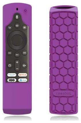 Silicone Case Cover for Fire TV Edition Remote / Toshiba 4K TV Voice Remote