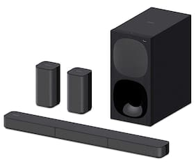 Sony HT-S20R 5.1 Channel Dolby Digital Soundbar Home Theatre System with Bluetooth Connectivity (Black)