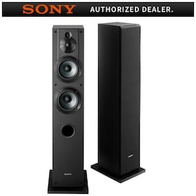 Sony SS-CS3 3-Way 4-Driver Bass Reflex Stereo Floor-Standing Speaker