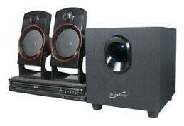 SUPERSONIC(R) SC-35HT Supersonic(R) 2.1-Channel DVD Home Theater System