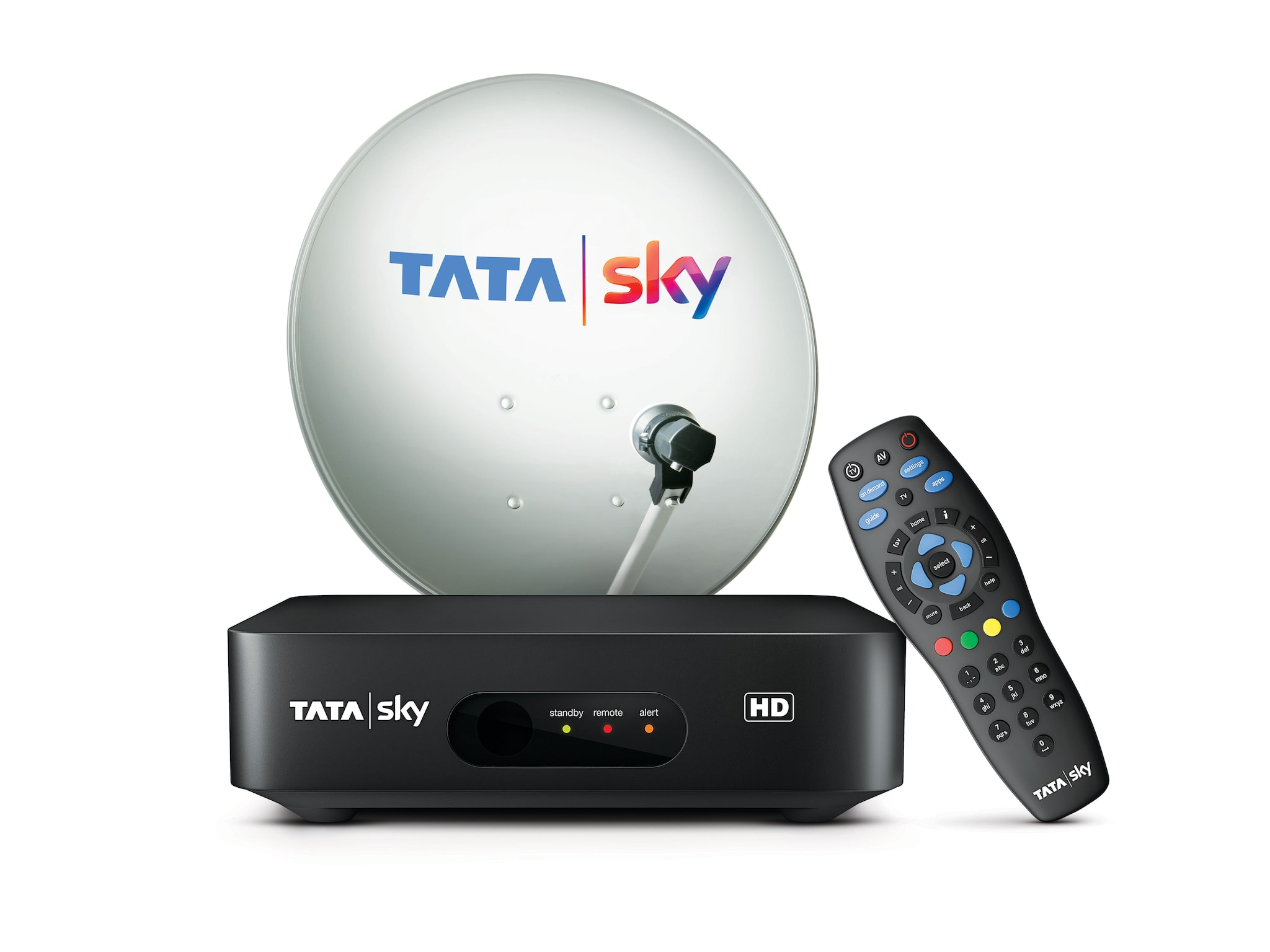 Buy Tata Sky Hd Connection With Semi Annual Tamil Super Hd Pack Online At Low Prices In India Paytmmall Com