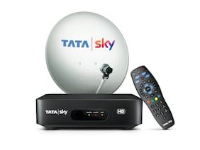 Tata Sky HD Connection with One Month Tamil Basic Pack